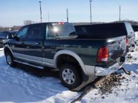 Options:  2011 Ram 3500 Laramie|4X4 Laramie 4Dr Crew