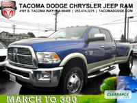 This reliable 2011 Dodge Ram 3500 Laramie, with its
