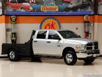 This Carfax 1-Owner 2011 Ram 3500 ST is in good