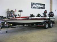 Ranger Cup Edition Powered by an Evinrude 250 HO with