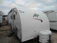 Super Clean 2011 Skyline Aljo 203 Travel Trailer...