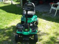 2011 mower only used three times. call  // //]]>