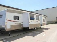 2011 Riverside 31BHS Travel Trailer. 36.1 feet in