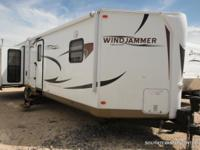 USED 2011 Rockwood Wind Jammer 3065 for sale, front