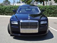 Stunning 2011 Rolls Royce Ghost special ordered in