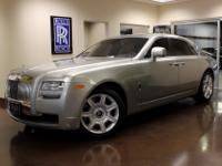 You are viewing a 2011 Rolls-Royce Ghost with only 17k