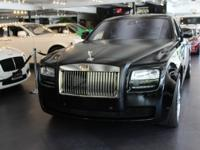 This is a Rolls-Royce, Ghost for sale by Euro