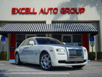 Introducing the 2011 Rolls Royce Ghost Sedan! Have you
