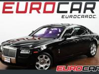 FEATURED: 2011 Rolls Royce Ghost Rear Theater