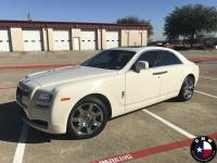 2011 Rolls Royce Ghost finished in Cornish White, This