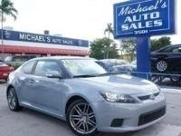 Options:  2011 Scion Tc Base Silver **99 Point Safety