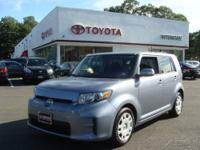 2011 SCION xB-4CYL-FWD-BLUE, GREY INTERIOR. CLEAN, ONE