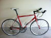 Scott Road bike for sale... only has 62 miles rode on