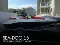 2011 Sea-Doo 15 - Stock #088282 -