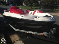 - Stock #72730 - 2011 SUPER CHARGED 255 HP SEADOO