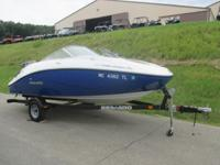 INCREDIBLY CLEAN 2011 SEA-DOO 180 CHALLENGER WITH ONLY