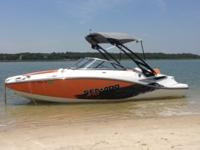Highly sought after Limited Production 2011 Sea Doo 21