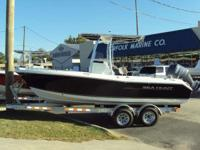 New 2011 Sea Hunt 210 Ultra Center Console w/ Yamaha