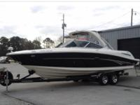 I HAVE A LUXURIOUS 2011 SEA RAY SLX WITH THE 8.3