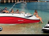 Seadoo's jet boat market has BIG fun on board. The