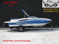 Sea Ray 185 SPORT 2011 Super clean boat! Colors are