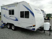 2011 Shadow Cruiser RV S-185FBR INCLUDES WEIGHT