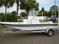 Description Lets Go Fishing The 18-foot Bahia Shallow