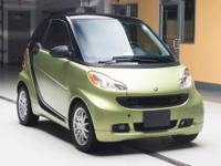Matte Green Fortwo Passion RWD, 1-Owner, Check out the