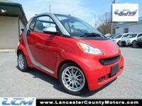 Fortwo Passion, Carfax One Owner!, *Local Trade, Not a