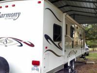 2011 Sonnybrook Harmony Bumper Pull 32ft Travel