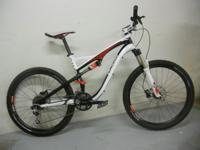 "2011 Specialized Camber Elite, 26"", size medium, bought"
