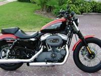 XL1200N NIGHTSTER* ONE OWNER WITH ONLY 1,659 MILES*
