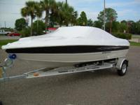 Description New 185 LS Our 185Ls bowrider is like a