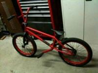 im selling a like new bike lost interest in bmx go to