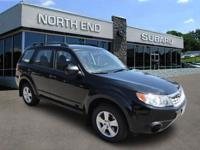 North End is proud to present to you this 2011 Subaru