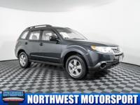 Clean Carfax One Owner AWD SUV with Power Options!