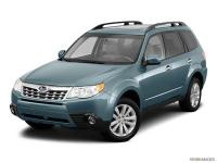 This Steel Silver Metallic 2011 Subaru Forester 2.5X