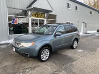 Here's a great deal on a 2011 Subaru Forester! Stylish