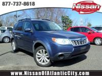 Come see this 2011 Subaru Forester 2.5X Premium. Its