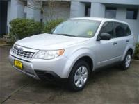 This 2011 Subaru Forester is offered to you for sale by