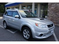 You can expect a lot from the 2011 Subaru Forester!