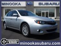 You can expect a lot from the 2011 Subaru Impreza! It
