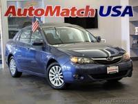 2011 Subaru Impreza Sedan 2.5i Premium Marine Blue