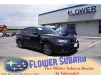 Enter the 2011 Subaru Impreza WRX! This is an excellent