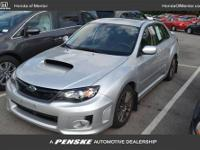 WOW!!! LOW, LOW MILES!!! WRX Limited trim. GREAT MILES