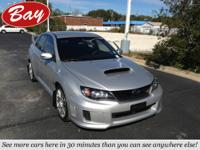 This 2011 Subaru Impreza Sedan WRX STI Limited is
