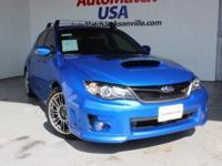 2011 Subaru Impreza Wagon WRX Wagon WRX STI Our