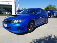 Options:  2011 Subaru Impreza Se Wrx|Blue|What You Can