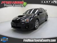 CARFAX One-Owner. Clean CARFAX. Black 2011 Subaru