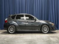 Clean Carfax AWD Manual Hatchback with Heated Seats!